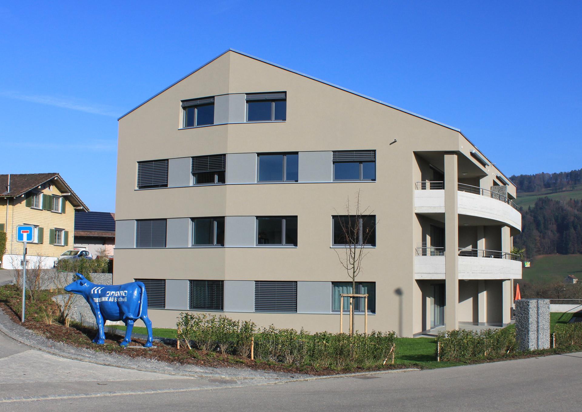 planbasis GmbH MFH Hofacker Bütschwil