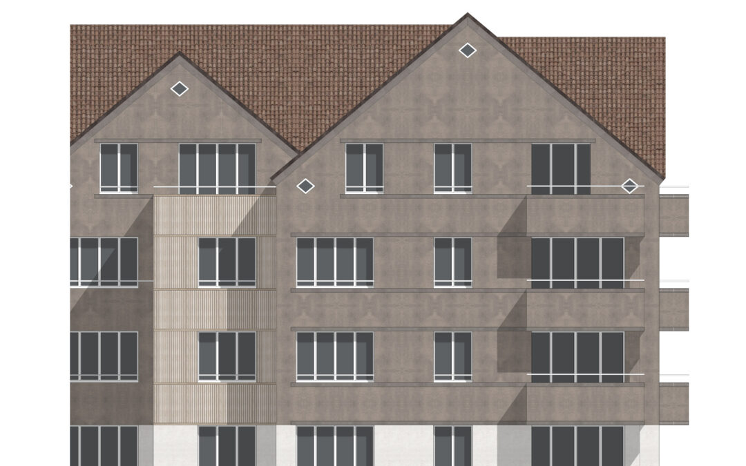 MFH Dorfbach, Bütschwil