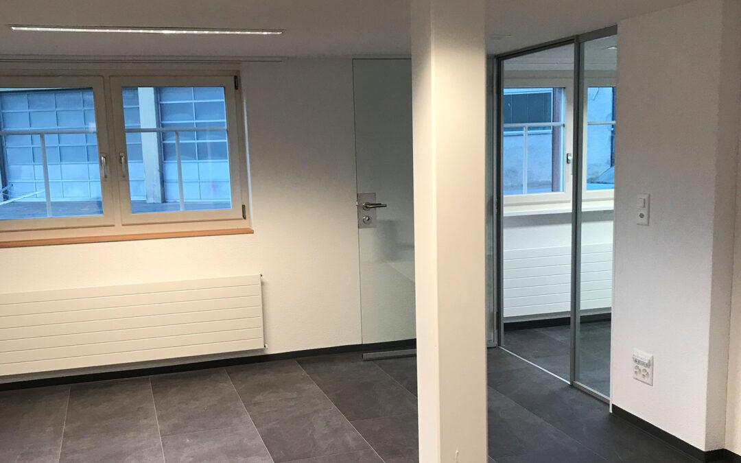 Umbau Wohnhaus Gubser, Metzwil