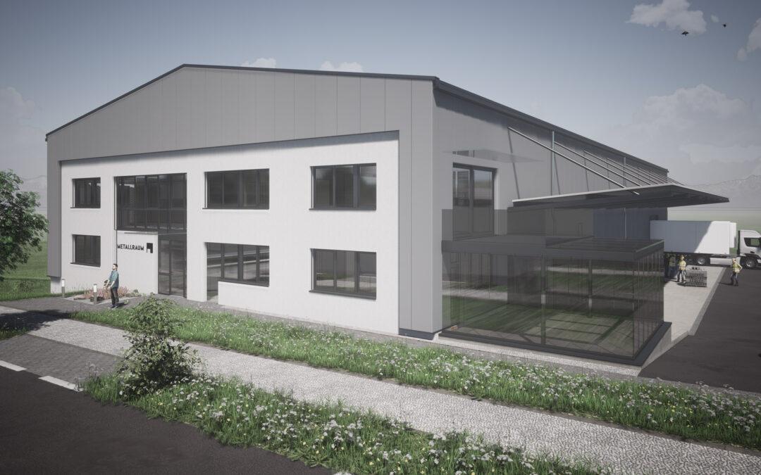 Werkhalle Metallraum, Bütschwil