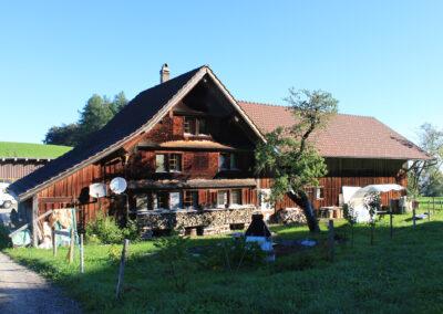Wohnhaus Züger, Lütisburg